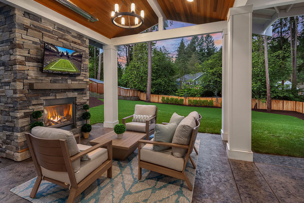 Distinctive Home Builders in Bellevue and Kirkland - MN Custom Homes