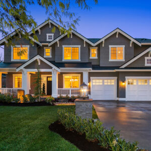 View our new luxury home construction on 532 96th Ave NE, in Bellevue, WA from MN Custom Homes