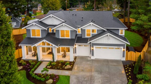 Home Design Styles of New Construction Homes