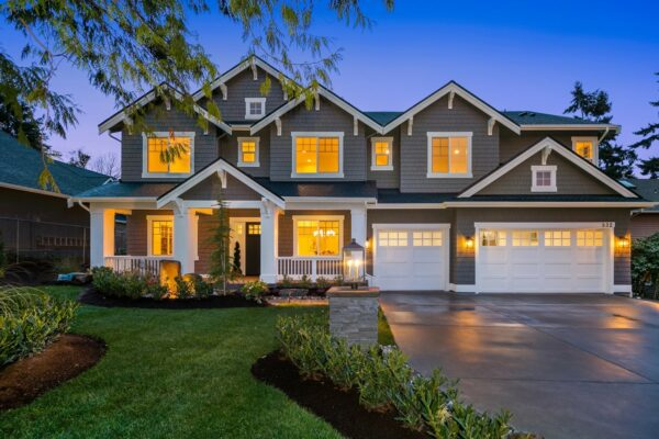 Example of a Craftsman Home - Built by MN Custom Homes