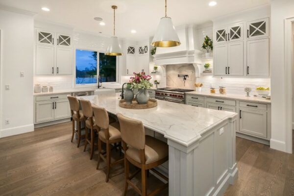 Example of a Modern Craftsman Interior - Designed by MN Custom Homes