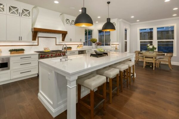 Example of a Modern Farmhouse Interior - Designed by MN Custom Homes