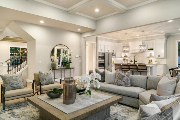 Home Design Styles in New Construction Homes - Interior