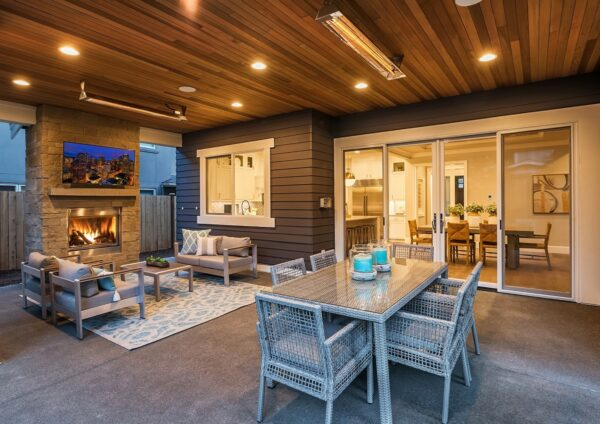 4 Ways to Enjoy Your New Construction Home in the Summer