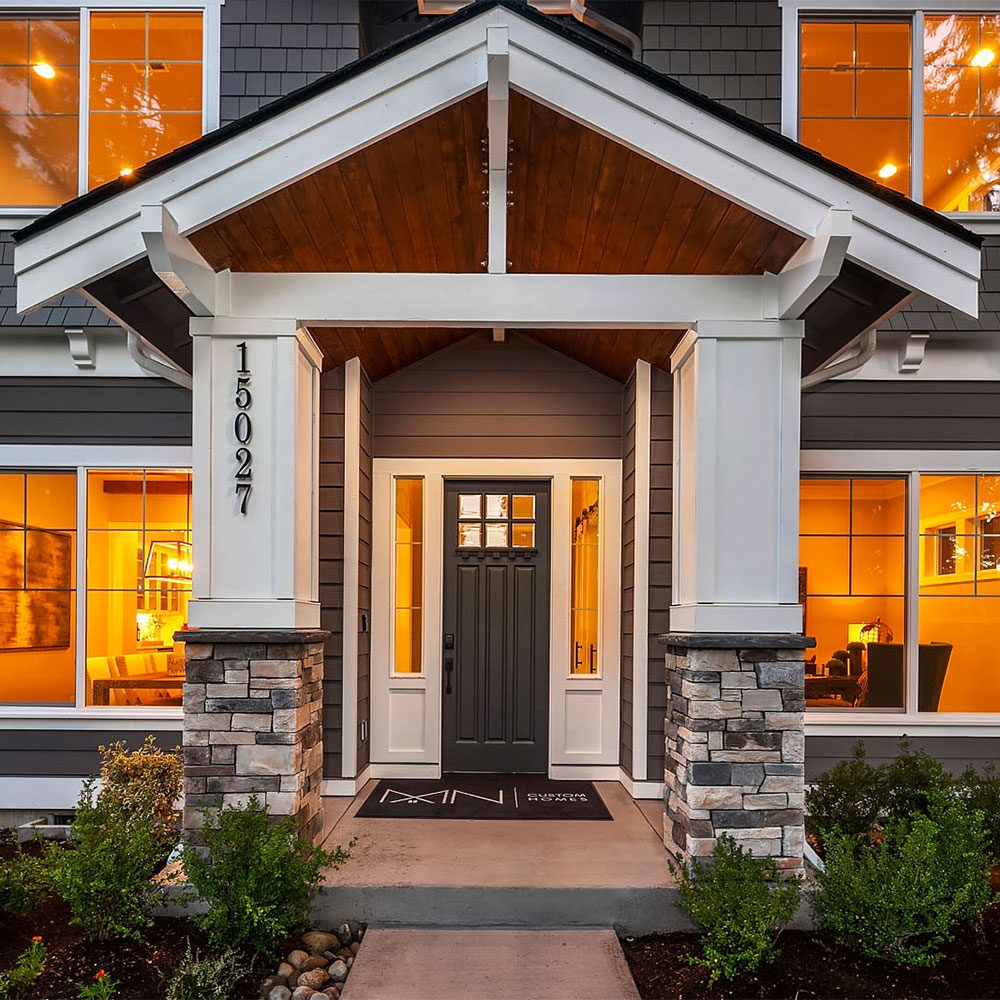 Contact us to start customizing your MN Custom Home in Bellevue or Kirkland